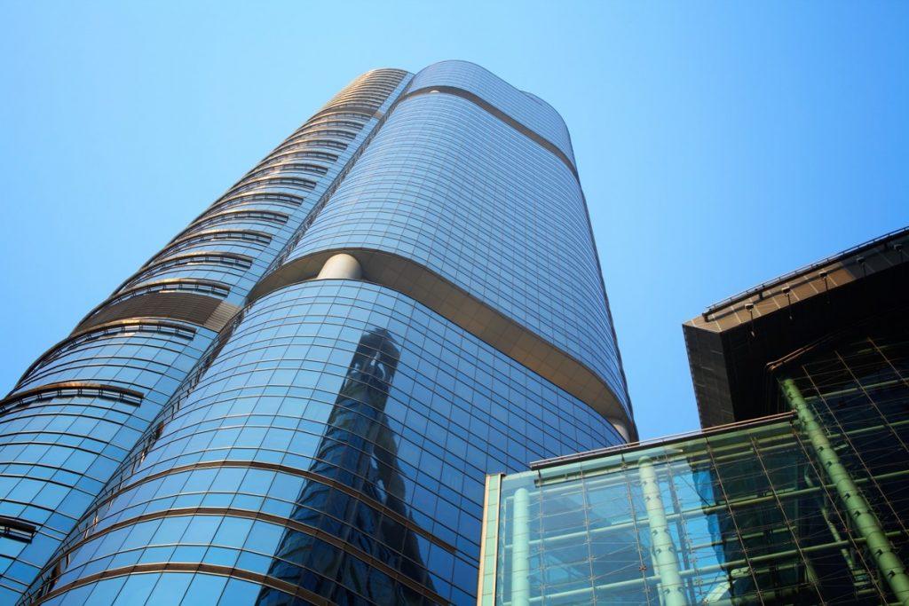 Decorative - Corporate building